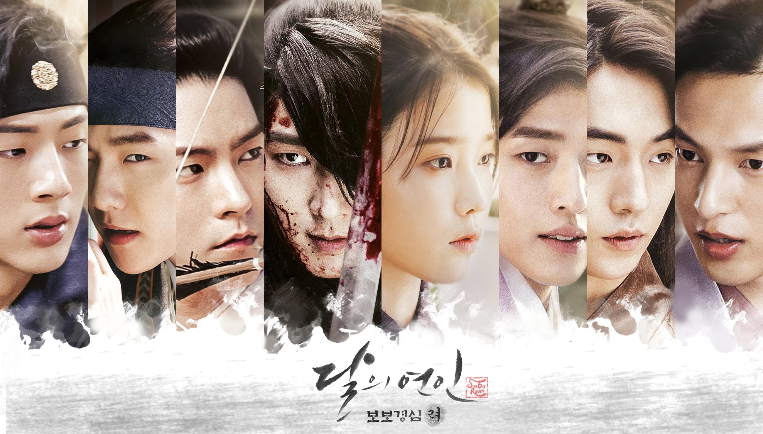 Review] Moon Lovers: Scarlet Heart Ryeo | Người tình ánh trăng - Góc nhỏ  của Annie
