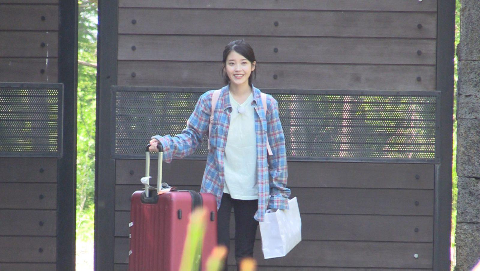 IU trong show nhà trọ của Hyori