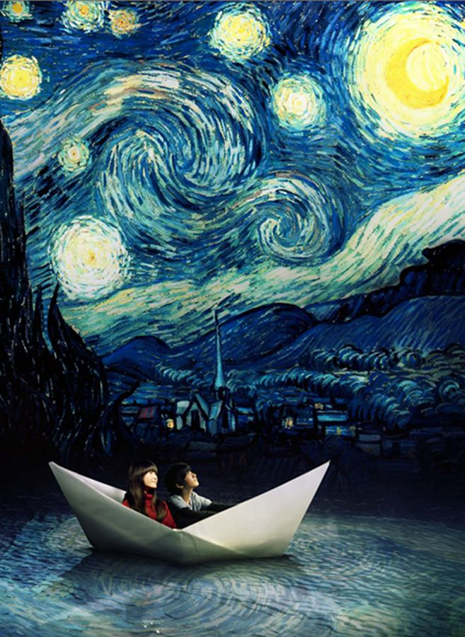Review Starry starry night - Khung trời sao 2011