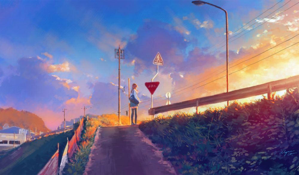 Cuộc đời chẳng phải là đường đua - Góc nhỏ của Annie