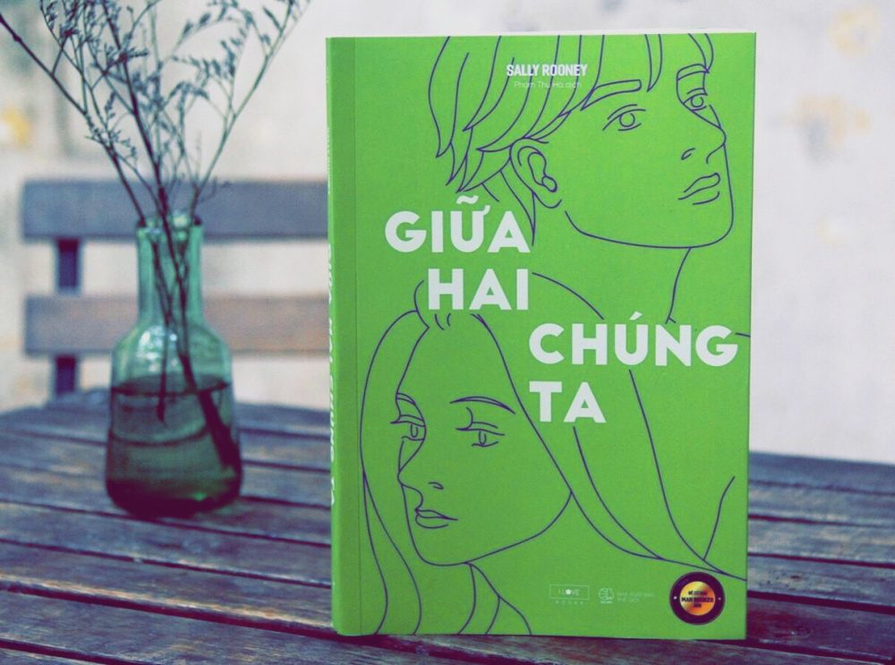 Review sách: Giữa hai chúng ta (Normal People) - Sally Rooney